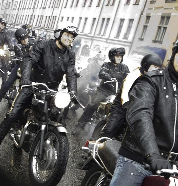 Mods vs Rockers 2012