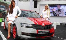 Skoda Rapid Sport Concept – den nya RS?