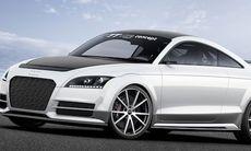Audi TT ultra quattro koncept till Wörthersee
