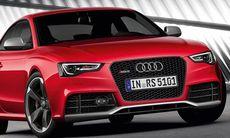 Nästa Audi RS 5 skippar V8-motorn