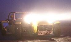 Caterham utvecklar ny superbil
