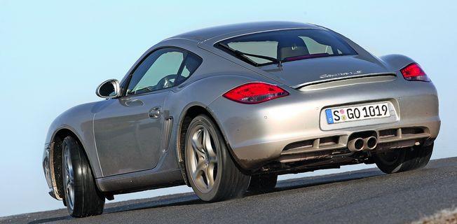 Porsche Cayman S (2011-)