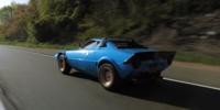 Lancia Stratos - en magnifik bil
