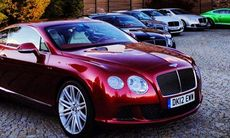 PROV: Bentley Continental GT Speed - Snabbast någonsin!