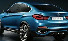 Här är nya BMW X4 – som koncept