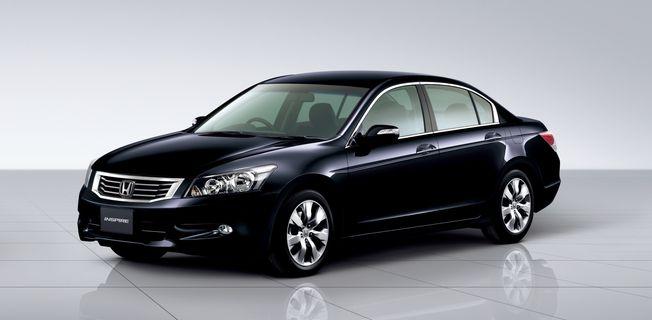 Honda Inspire 3.5 (2011-)