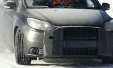 Spion: Ford Focus fräschas upp