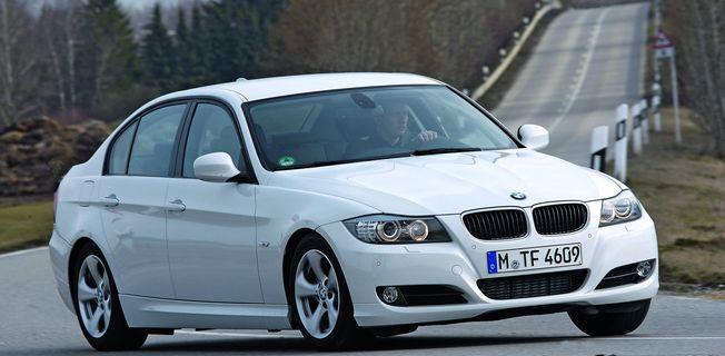 BMW 320d (