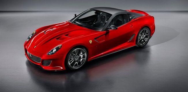 Ferrari 599 GTO (2011-)