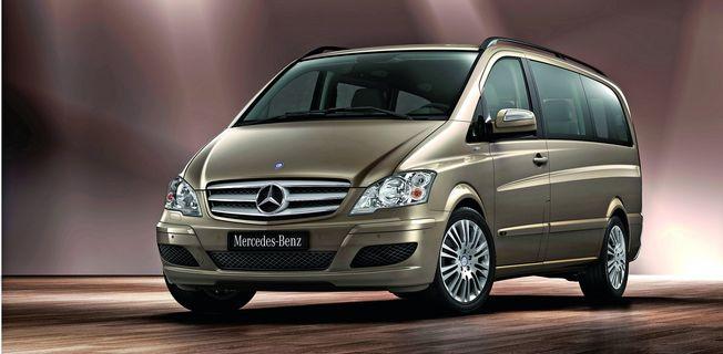 Mercedes-Benz Viano 2.2 CDI kompakt (2011-)