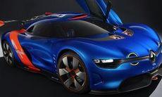 OFFICIELL: Renault Alpine firar 50 med nytt koncept