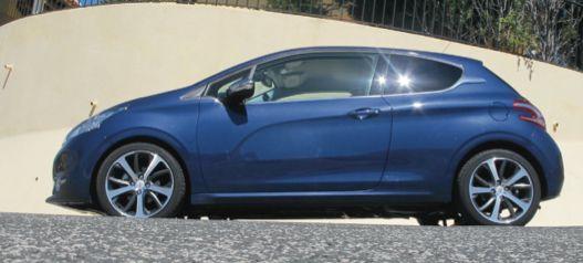 PROV: Peugeot 208 - snygg igen!