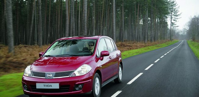 Nissan Tiida 1.6 (2011-)