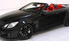 Brabus 800 E V12 Cabriolet – toppar 370 km/h