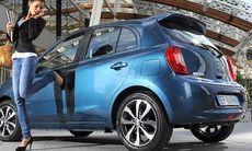 Nissan Micra får ett rejält lyft i höst