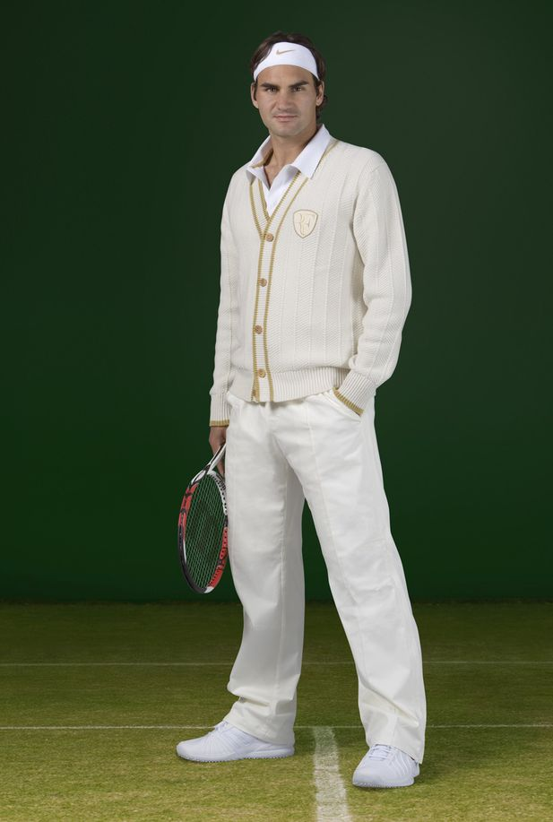 Tennis Fashion tar hand om Nike tennis