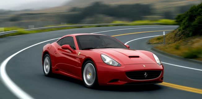 Ferrari California (2011-)