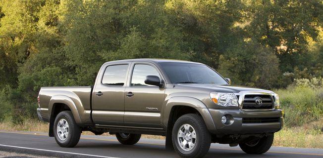 Toyota Tacoma (2011-)