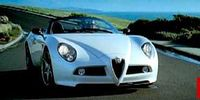 WEBB-TV: Bara 500 Alfa 8C Spider