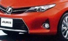 Nya Toyota Auris avslöjad i förtid