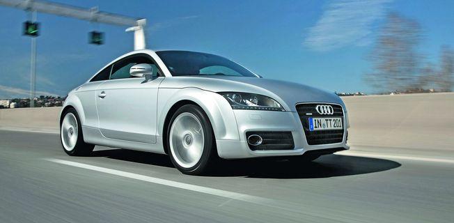 Audi TT Coupé 1.8 TFSI (2011-)