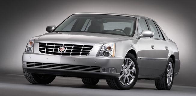 Cadillac DTS 4.6 (2011-)