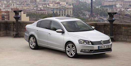 Volkswagen Passat 1.4 TSI (2011-)