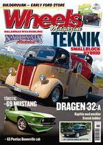 Wheels Magazine nr 11-2011
