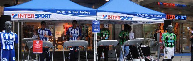 Intersport sverige ab