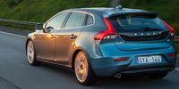 Volvo backar i Sverige och USA