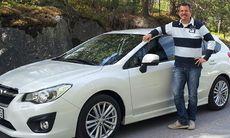 Provkörd: Helt nya Subaru Impreza