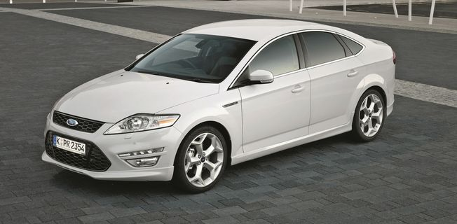 Ford Mondeo 2.0 TDCi (2011-)