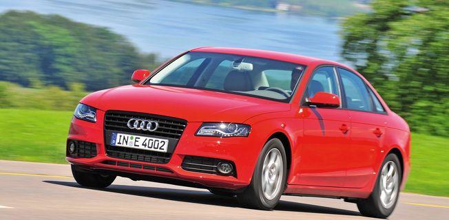 Audi A4 2.0 TFSI Quattro (2011-)
