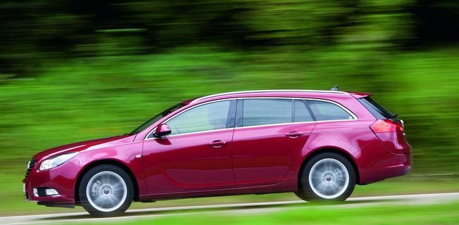 Opel Insignia Sports Tourer 2.0 CDTi (2011-)