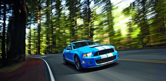 Ford Mustang 5.4 Shelby GT 500 (2011-)