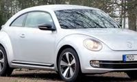 PROV: VW Beetle II - en Golf GTI light