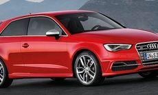 Audi S3 är här med 300 hk och 380 Nm