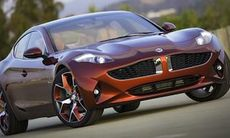 Fisker Atlantic presenteras i New York