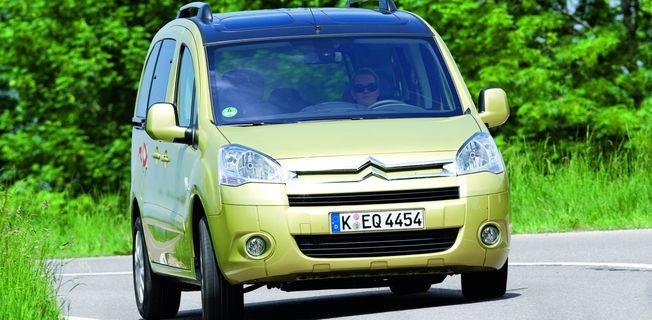 Citroën Berlingo HDi 110 FAP (2011-)