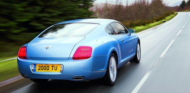 Bentley Continental GT (2011-)