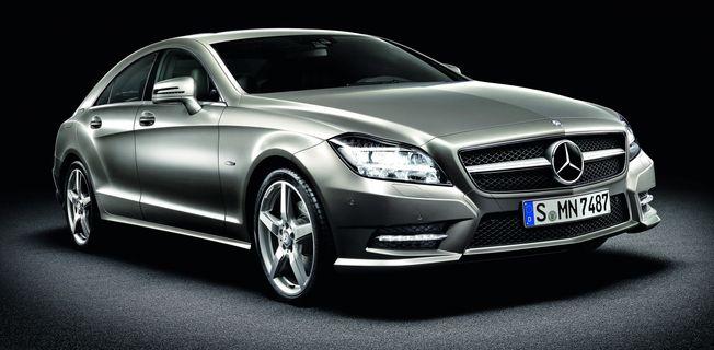 Mercedes-Benz CLS 350 CGI (2011-)