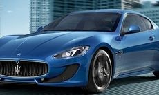 Maserati GranTurismo S blir Sport
