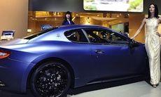 Ny specialversion av Maserati GranTurismo S