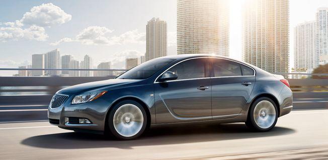 Buick Regal 2.4 (2011-)