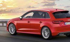 Audi S3 Sportback – fem dörrar och 300 hk