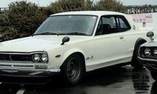 Film: Nissan Skyline C10 och C110 GT-R