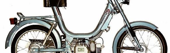 Imagecreate on Morini Moped Gyromat