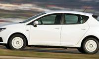 BEG: Seat Ibiza istället för Polo