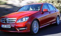 PROV: Mycket nytt i Mercedes C 180 BE