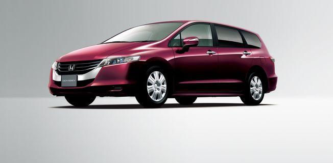 Honda Odyssey 2.4 (2011-)